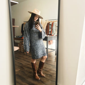 The Chloe Sweater Dress
