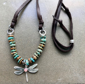 Sweet Messenger Necklace