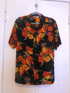Floral Hawaiian Shirt