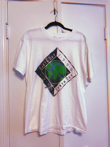 Earth Day Tee 1990 - XL