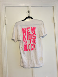 New Kids On The Block Tee