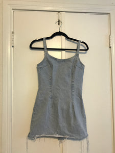 Denim Mini Dress