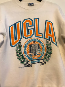 While UCLA Sweatshirt - S