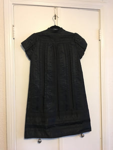 Black DVF Dress - 2