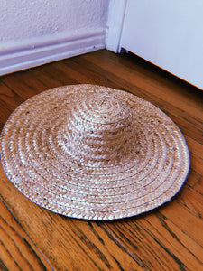 Straw Hat - Small