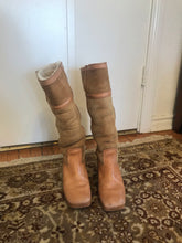 Shearling Boots - 8