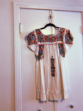 Embroidered Dress - S