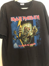 Black Iron Maiden Tee