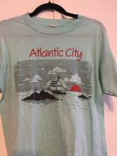 Light Blue Atlantic City Tee