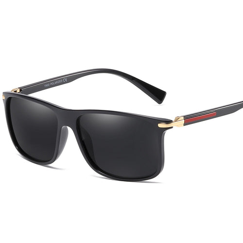 Classic men's Polarized Casual Business Scrub Sunglasses