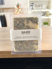 Buck Naked Bath Melts