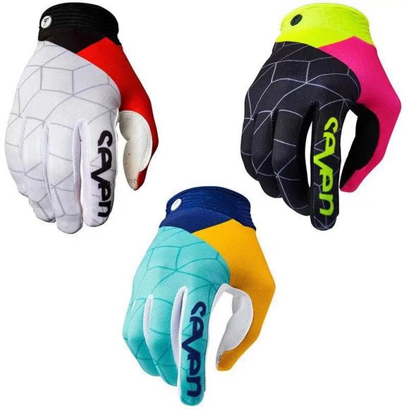 Motorcycle gloves SEVEN