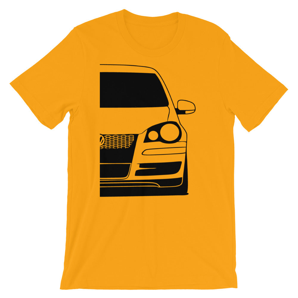 9N3 Polo GTI Short-Sleeve Unisex T-Shirt