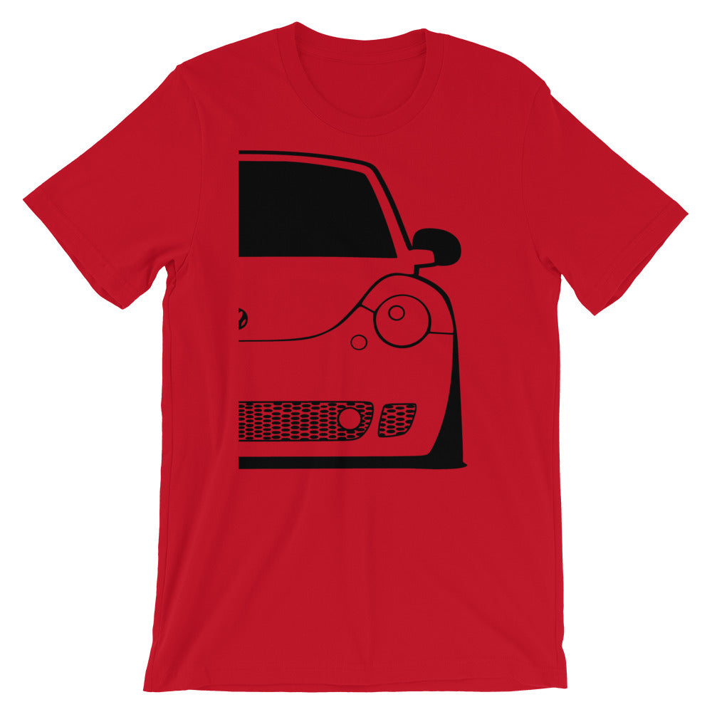 New Beetle Turbo S Short-Sleeve Unisex T-Shirt