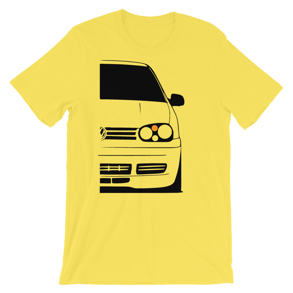 MK4 20th GTI Short-Sleeve Unisex T-Shirt