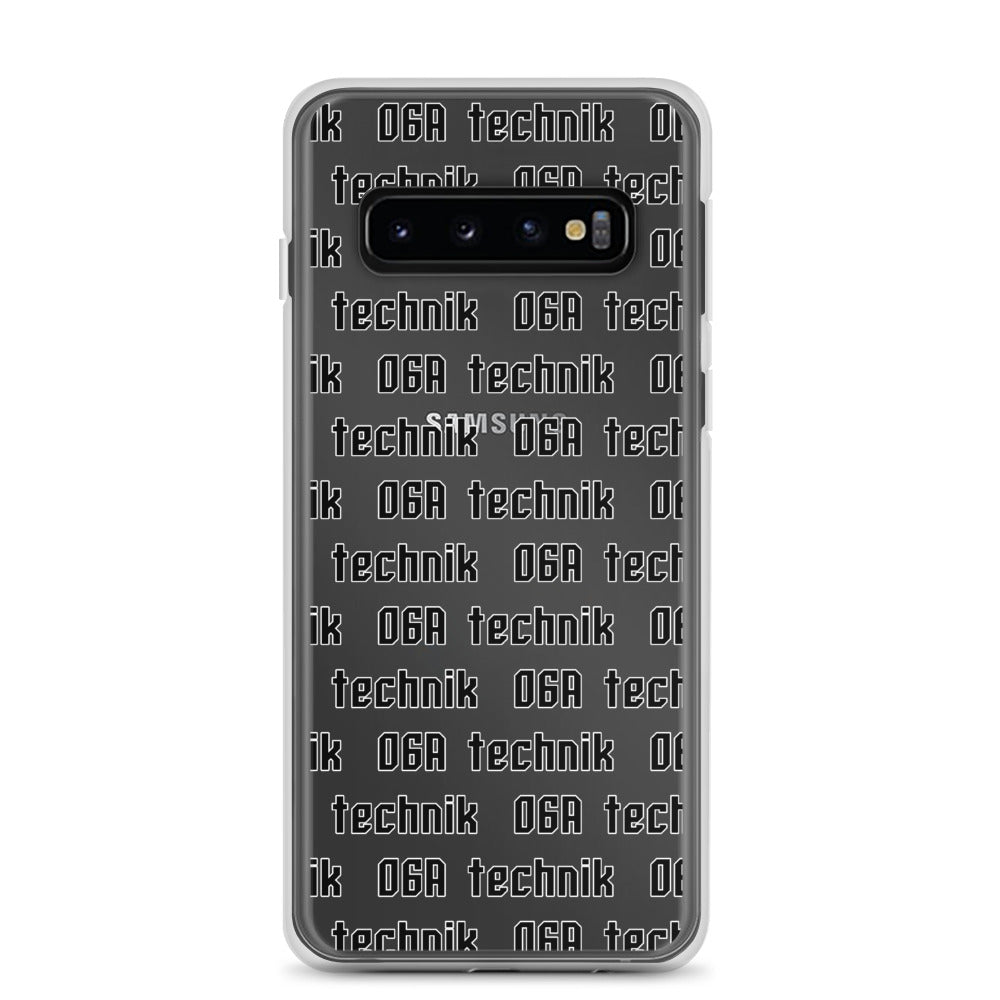 Classic Patterned Samsung Case