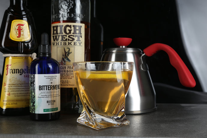 Hazelnut Chamomile Hot Toddy
