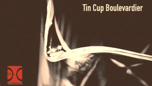A Tin Cup Boulevardier in 30 seconds