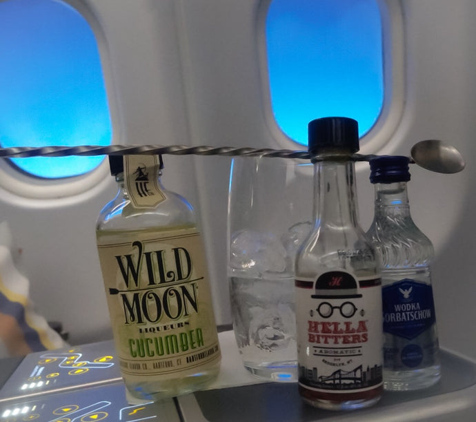 Cocktail over the skies