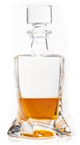 Uncorked - Whiskey Decanter, The Charles design