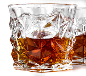 THE ROCKS Whiskey Glass and Ice Set, The Stanley design