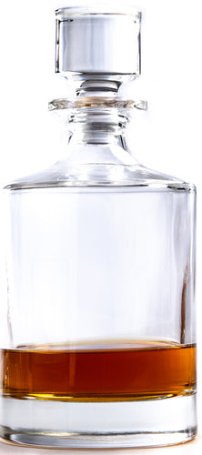 Uncorked - Whiskey Decanter, The Dale design