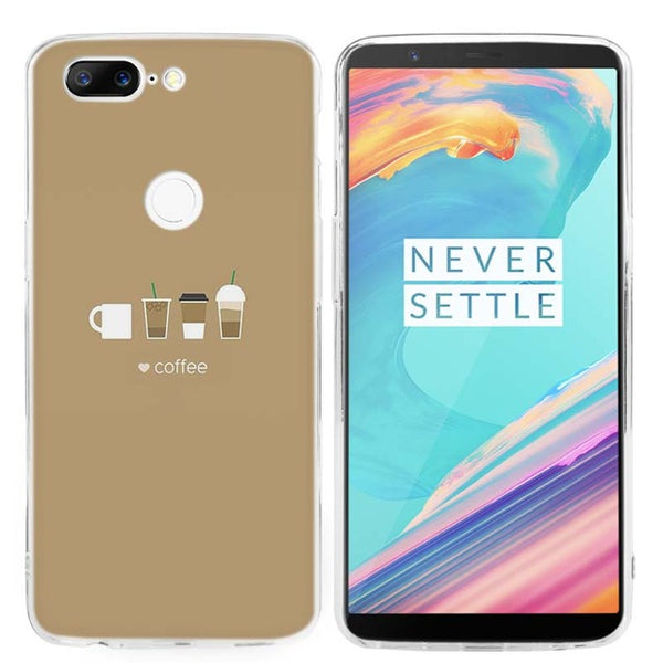 Coffee Design Cover for OnePlus