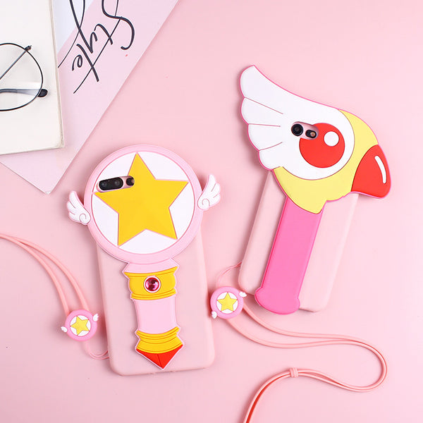 Cardcaptor Sakura phone back cover