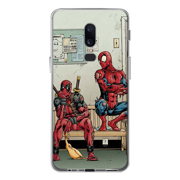 Spiderman marvel Cover Case for Oneplus 5T 6