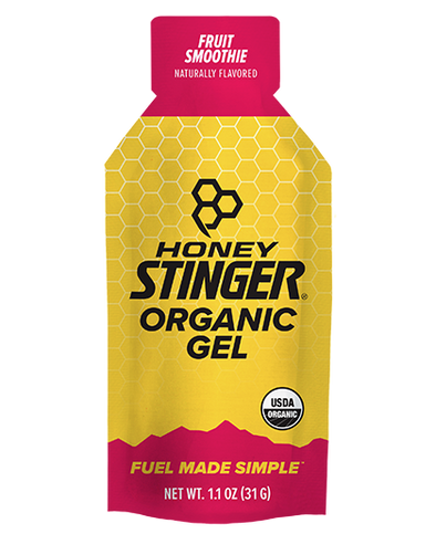 Honey Stinger Organic Energy Gel - Fruit Smoothie $1.99 Each/ 12 Packs