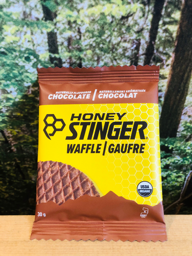 Honey Stinger Organic Waffles - Chocolate Case of 16 $1.99/Pack