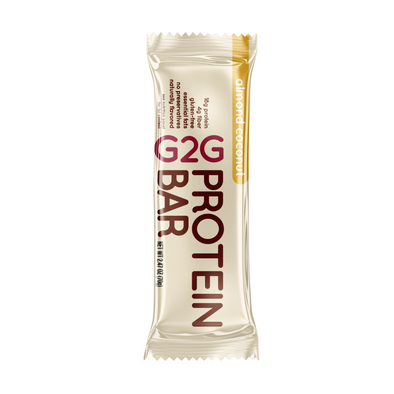 G2G Protein Bar - Almond Coconut Pack of 4/$14.25