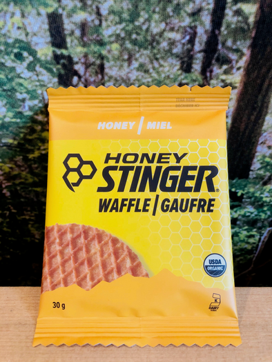 Honey Stinger Organic Waffles - Honey Case of 16 $1.99/Pack