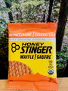 Honey Stinger Organic Waffles - GF Salted Caramel Case of 16 $1.99/Pack