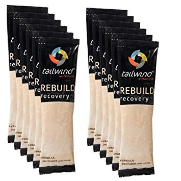 Tailwind Rebuild Recovery - Vanilla $3.89 Each/ 3 Packs