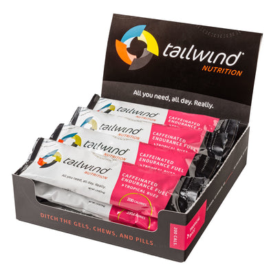 Tailwind Caffeinated Endurance Fuel - Tropical Buzz $3.39 Each/ 6 Packs