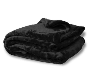 Oversized Mink Touch Luxury Blanket