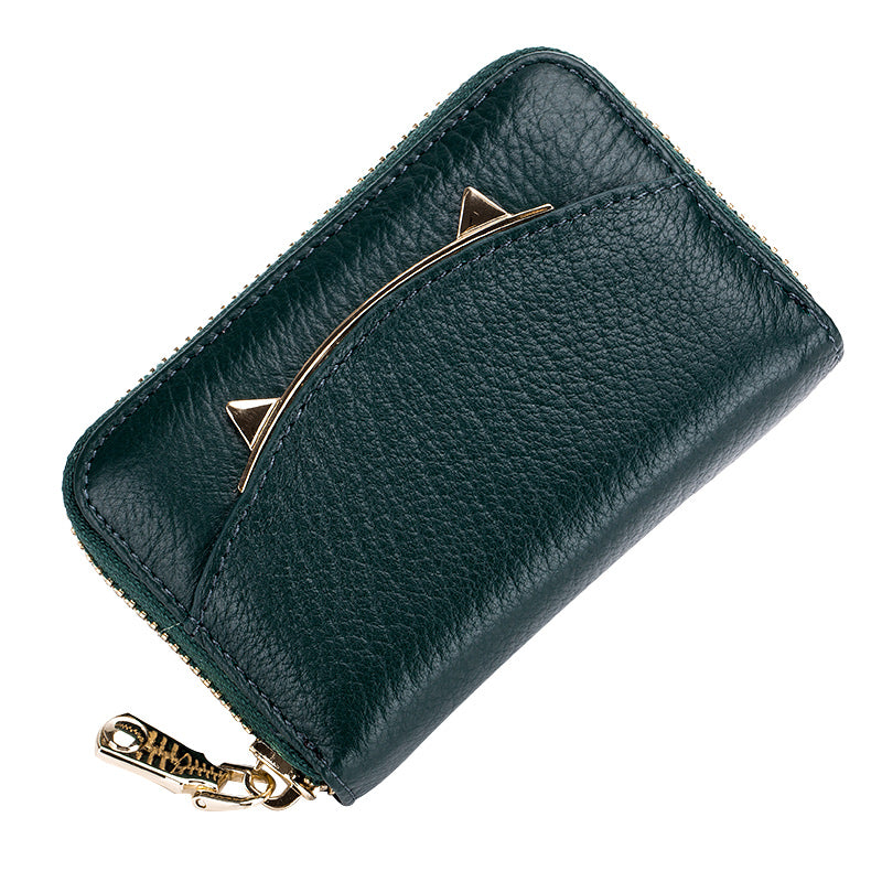 Womens business card holder purse in genuine leather cat planet womens business card holder purse in genuine leather cat planet online colourmoves