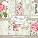 Stamperia 'Letters & Flowers' - 12