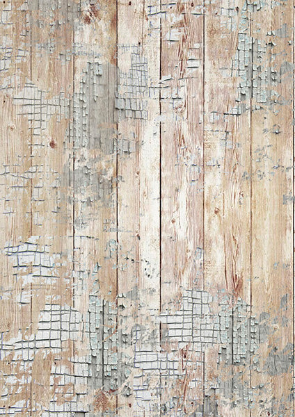 NEW Fabrika Decoru 'Crackled Wood' - FDCD-0064