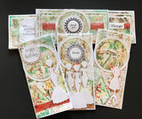 NEW ShokART - Rustic Paris Slim Line Card Kit