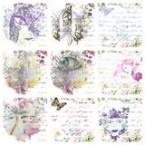 "NEW ShokART  ""Dream of the Magical Things"" 8x8 Scrapbook Pad"