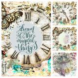 "NEW ShokART  ""Dream of the Magical Things"" 8x8 Scrapbook Pad - Digital Download"