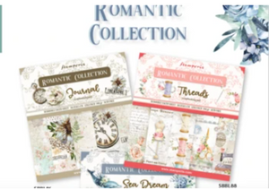 NEW Stamperia Romantic Collection Overview