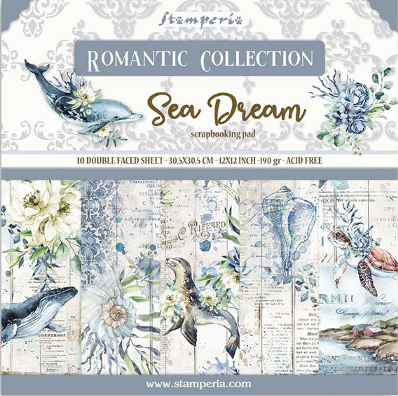 New Romantic Sea Dreams - 12