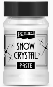 Pentart Ice Crystal or Snow Crystal Paste/Pen 100 ml