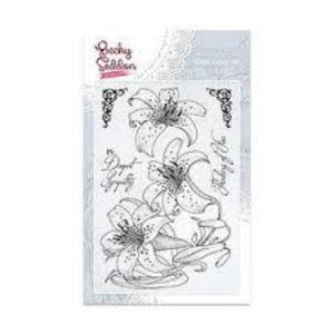 Becky Seddon 'Thinking Of You' Clear Stamp Set