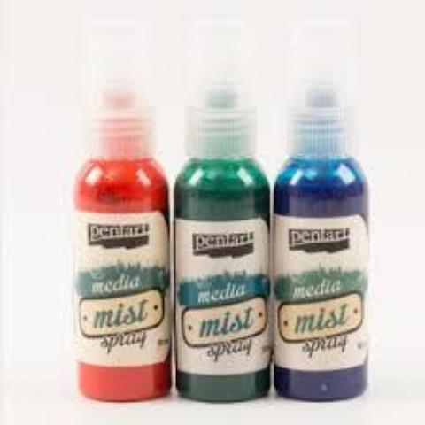 Pentart Media Mist Spray