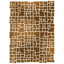 Stamperia Stencil - Flexible transparent 20x15cm - Wall Effect - KSD282