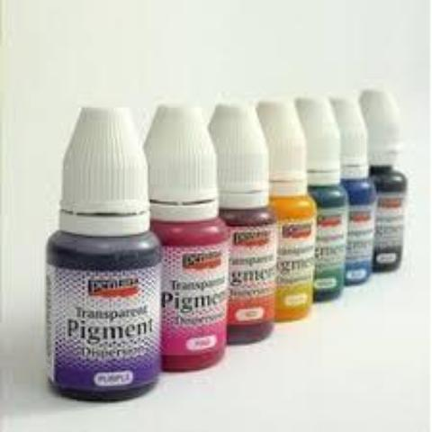 Pentart Transparent Pigment Dispersions- 20ml